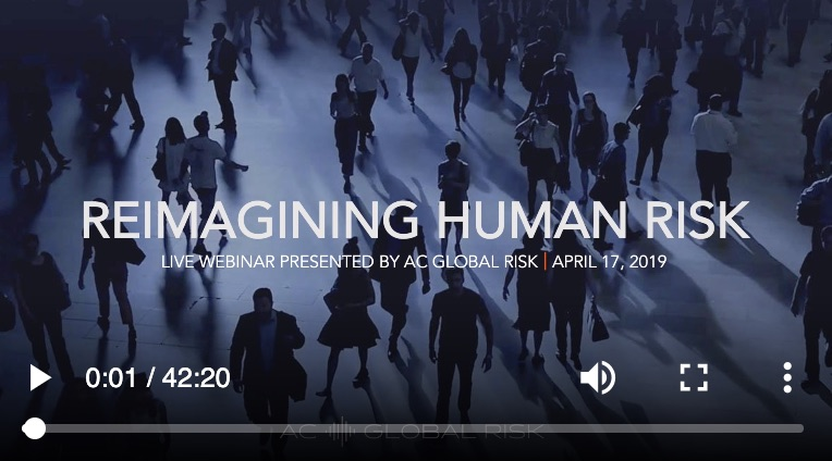 Reimagning Human Risk Play Video